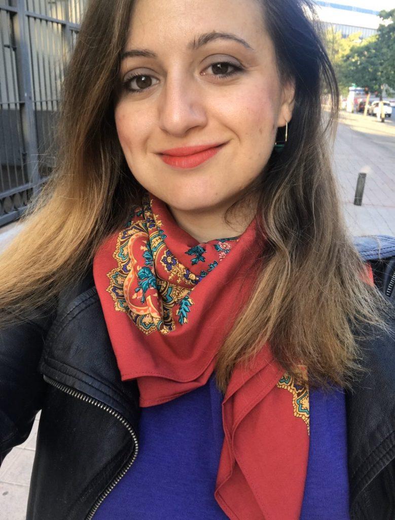 Cristina García Casado,